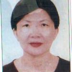 Mrs. Chang Helen