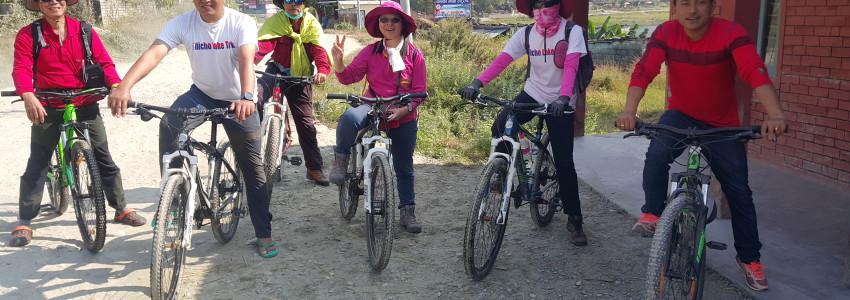 Kali Gandaki Bike Tours