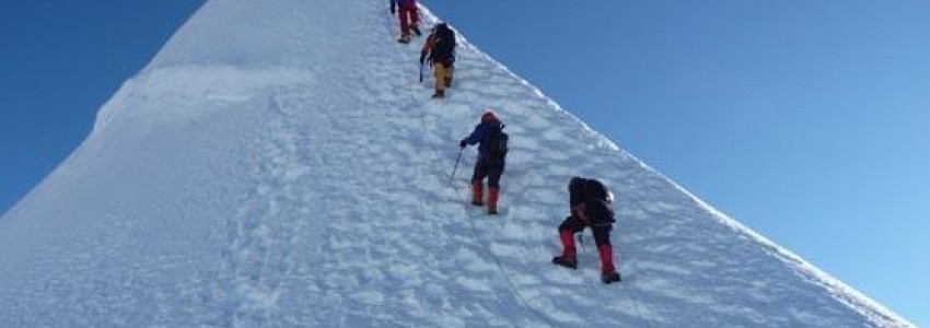 6 Days Island Peak Climbing Courses