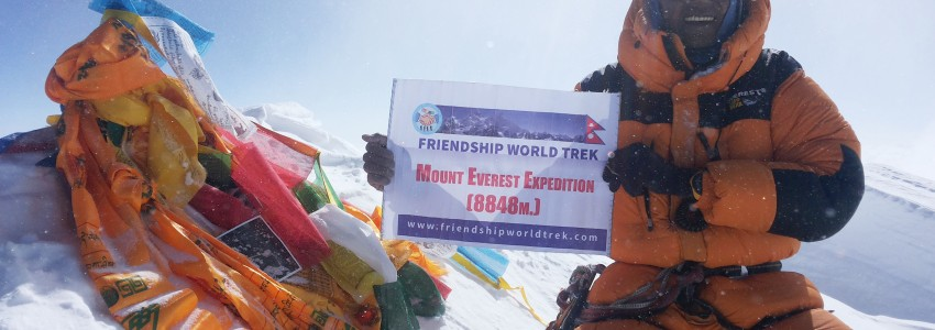 Mount Everest Expedition North Tibet