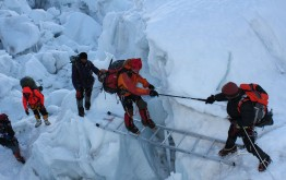 Mt. Everest Expedition 8848M