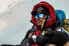 Nirmal 'Nims' Purja sets world record climbing 6 mountains in 4 weeks