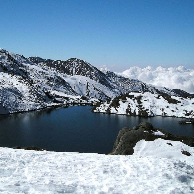Langtang Valley Via Gosainkunda Trek