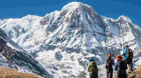 Annapurna Circuit Trek (The world's best trekking trail)