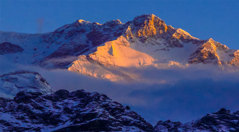 Mt. Kanchenjungha Expedition