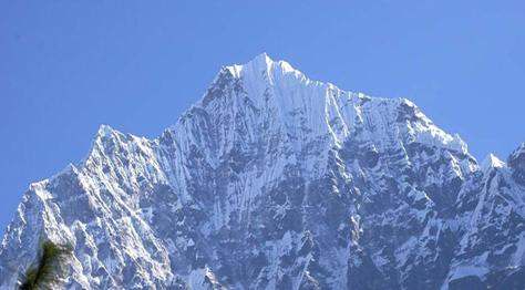 Kusum Kangaro Peak Climbing (6,367m)
