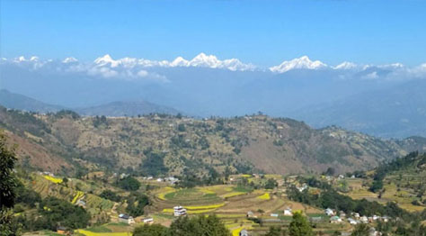 NAGARKOT TO CHANGU NARAYAN HIKING