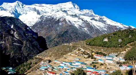 Sherpa Village Trek,Everest Trek
