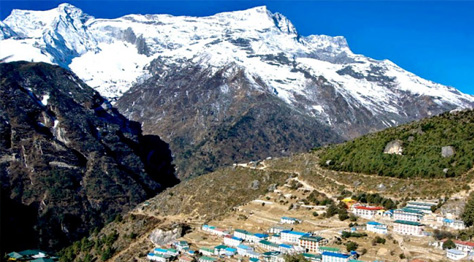 Sherpa Village, Everest Trek