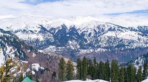 Shimla-Manali-Dharamshala-Dalhousie-Amritsar