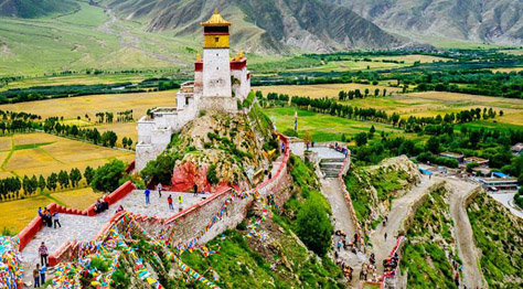 05 NIGHTS/06 DAYS FLY-IN/FLY-OUT LHASA/TSEDANG TOUR PACKAGE