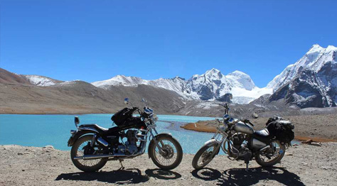 Annapurna Circuit – Bike Tour