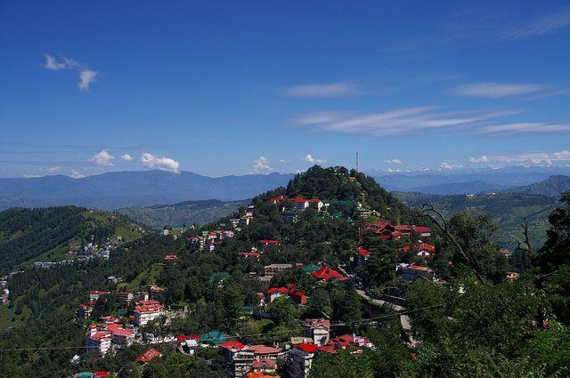 Shimla – Manali – Dharamshala – Dalhousie