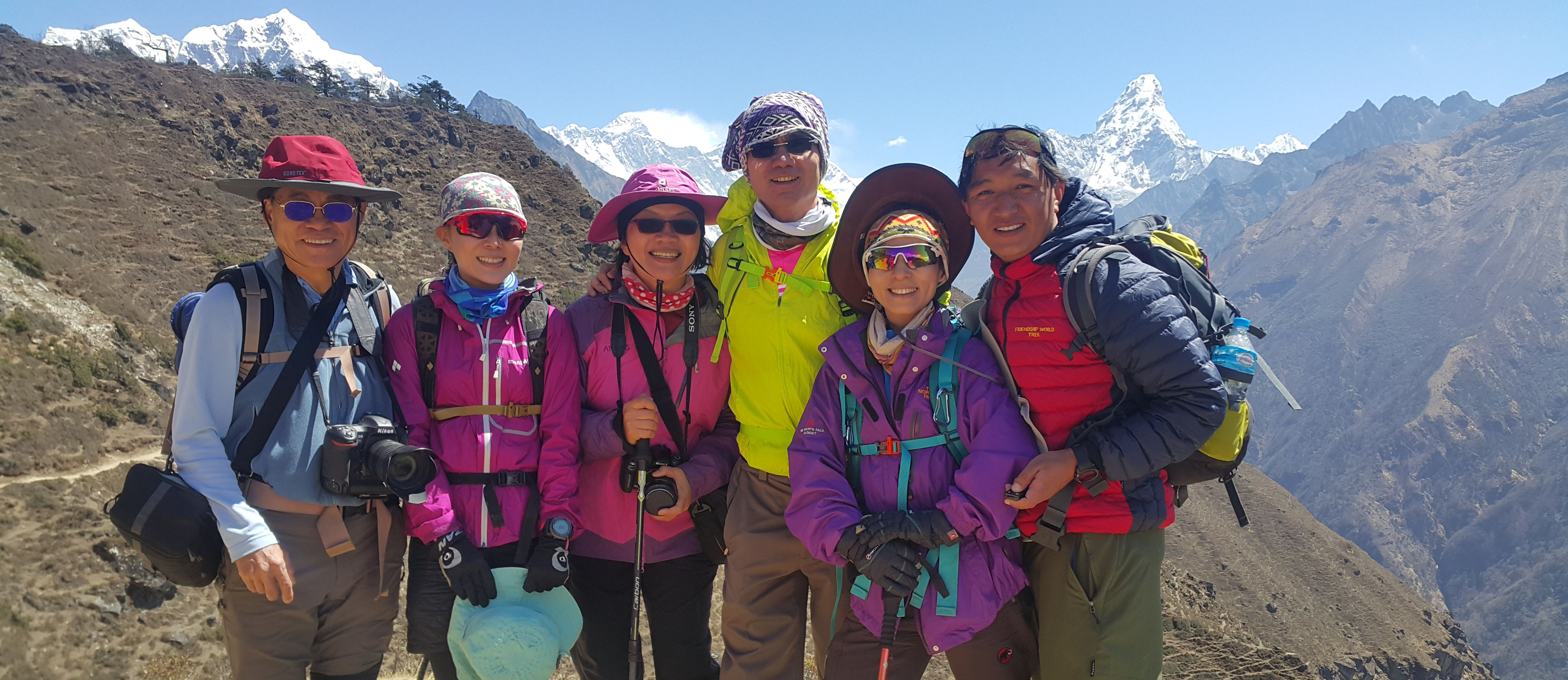 Friendship Nepal Trek